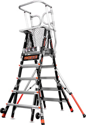 Little Giant Ladders No Need To Tie Off Ibt Industrial Solutions Ibt Industrial Solutions