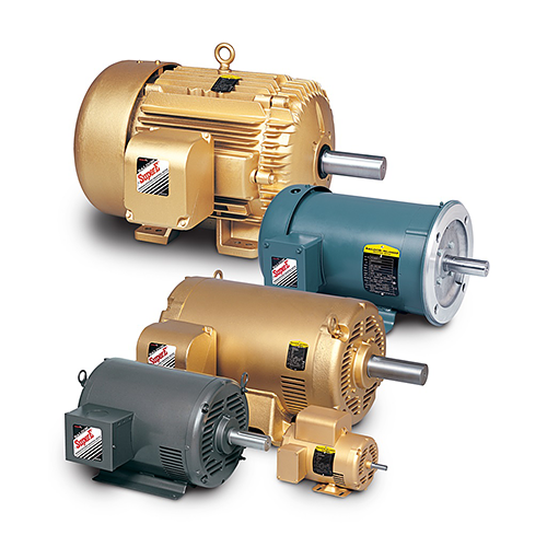 Baldor electric ac inverters gear motors for Ac and dc motor