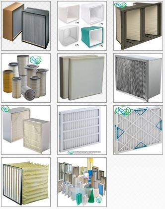 Koch Filter Corporation Air Filtration