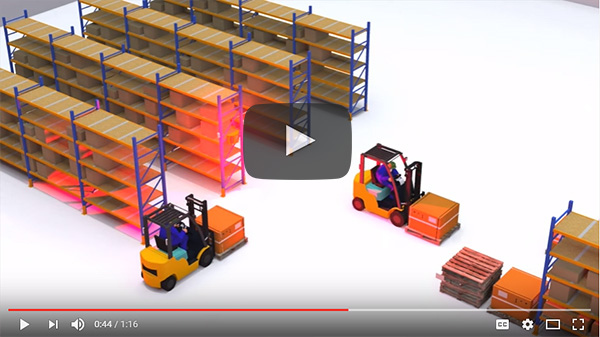Avoid Forklift Accidents With Collision Awareness Products