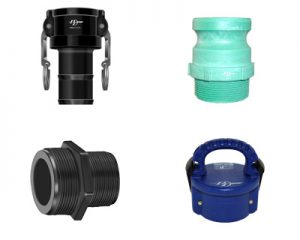 Polypropylene and Nylon Fittings