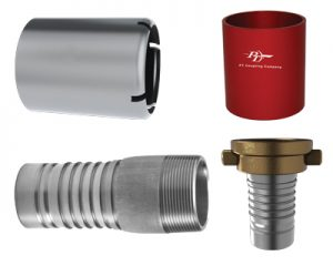 coupling and hose retention systems