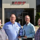 IBT accepts Hytrol Top 6 Award