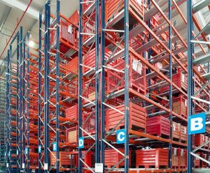 storage and racking system